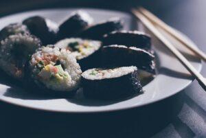 come organizzare una cena giapponese in casa