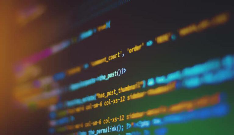 programmazione sito web