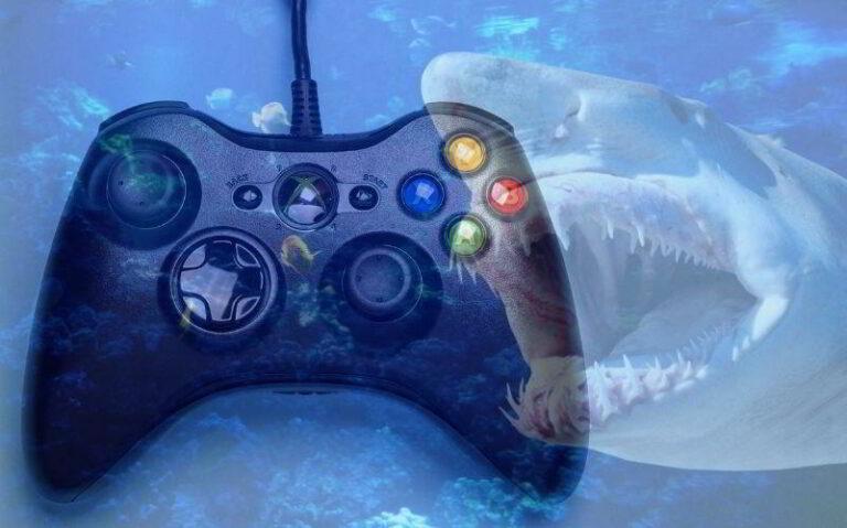 Maneater videogioco squalo