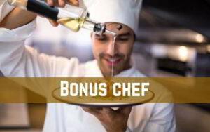 bonus chef 2021